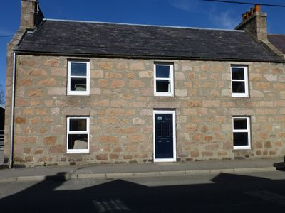 Photo for Just back on the Market ! Charming cottage in the centre of Ballater.