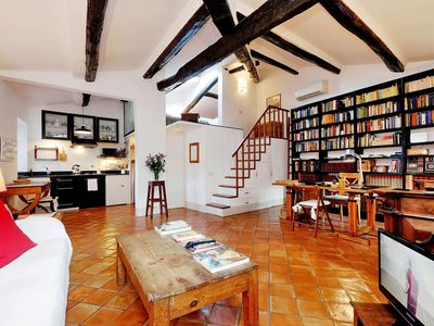 Photo for Trastevere Charming Loft