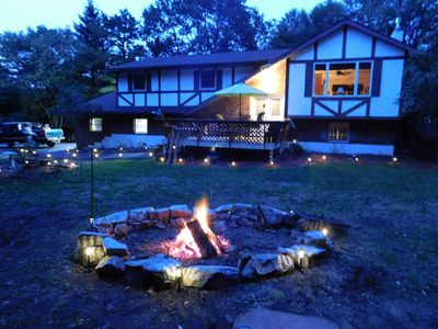 Photo for Pocono Vacation Home in Towemencing Trails community