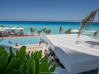 Photo for STUDIO 2 AT THE BEST BEACH OF MEXICO, INSIDE OLEO CANCUN HOTEL