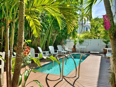"Photo for ""STRIPES"" ~ Delightful Condo Located in the Heart of Old Town Key West!"