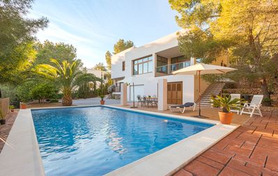 Photo for Large Villa with Private Pool in a Peaceful Location with Amazing Sunset Views !
