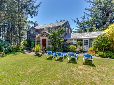 Photo for Historic, waterfront, dog-friendly home w/ close beach access & private hot tub