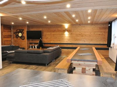 Photo for House 7 rooms 12 people center resort near pistes - 7 Rooms 12 people