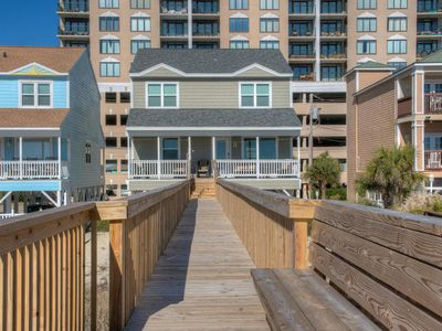 Photo for Absolute Heaven - Luxury Oceanfront Beach Home in Cherry Grove