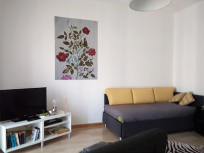 Photo for Vittadinisette, a studio apartment a stone's throw from the center and the station