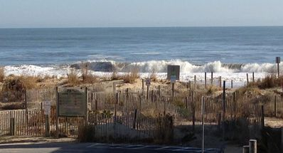 Photo for Ocean Views, Just Steps to the Beach. Great Midtown Location!