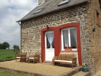 Photo for A beautiful renovated Gite set in peaceful and tranquil Normandy countryside