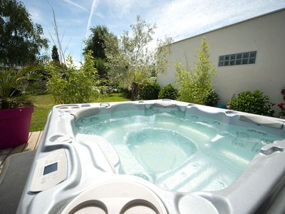 Photo for Valves and beaches 3km South South House with Garden Terrace and jaccuzi