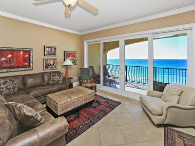 Photo for Adagio unit A-303 - Beach Front Condo with Amazing Views of The Gulf