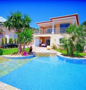 Photo for 4-Bedroom Holiday Home Moraira for 8 people - holiday home