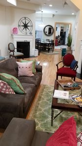 Photo for Convention Center/Logan Circle Large Cozy and Convenient house . Work Score 96!!