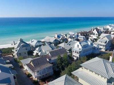 Photo for Providence Cottage*Rosemary Beach*3rd from gulf. Near Pearl, West Green