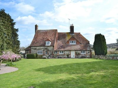 Photo for 4 bedroom accommodation in Cootham, near Storrington