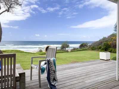 Photo for Saltwater Beach House - Absolute Beachfront Holiday House