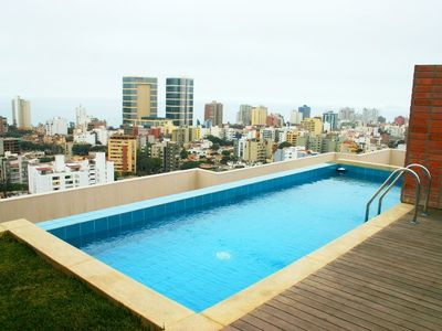 Photo for 4BR Apartment Vacation Rental in Lima, Lima