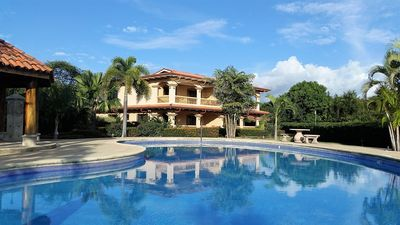 Photo for Spacious Condo with Large Pool, walking distance to pristine Junquillal Beach