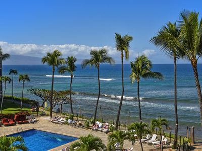 Photo for KS 403- March Specials - Stunning Ocean Views -Enjoy Sunsets on the Lanai