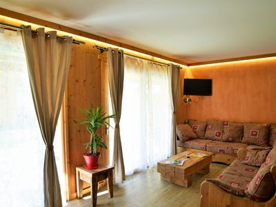 Photo for Chouka Lodge, Garden Apartment, spacious and in the center of the resort