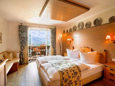 Photo for Double Room with Balcony - Hotel Leeberghof