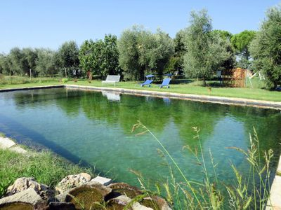Photo for Vacation home Agriturismo Podere Noé (ROC420) in Roccastrada - 4 persons, 1 bedrooms