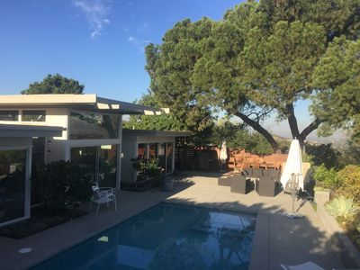 Photo for NEW LISTING Beautiful Mid Century Modern in Los Angeles in the Hollywood Hills