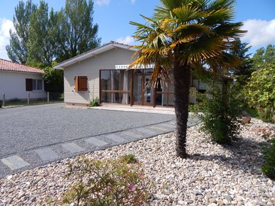Photo for Entrance peninsula of Cap Ferret house 4 people - Bassin Arcachon