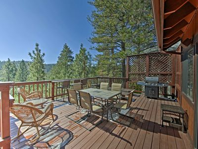 Photo for Lake Arrowhead House w/ Deck & Lake View!