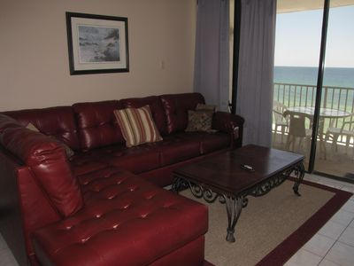 Photo for 7/27 discount-2 full bath-oceanfront---weekly, monthly only-local owner