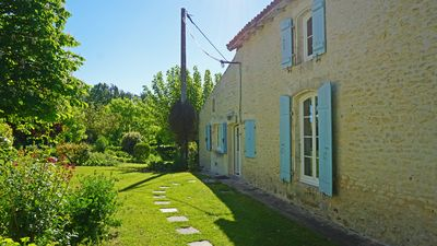 Photo for Domaine du Grand Theuillac - Detached house
