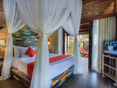 Photo for Candy Ubud Villa with Tropical Vibes