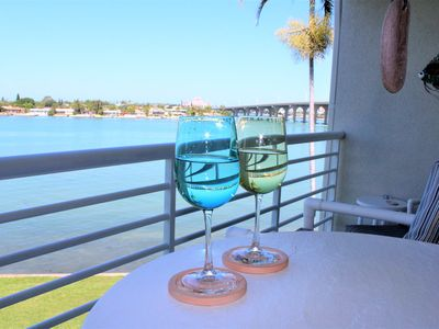 Gorgeous Sunsets! Bay Front Bahia Vista 2 Bedroom Fourth Floor