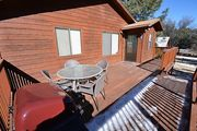 Luxury Cabin w/ WiFi, Fireplace, Grill, Big Screen TV & Conservation Views