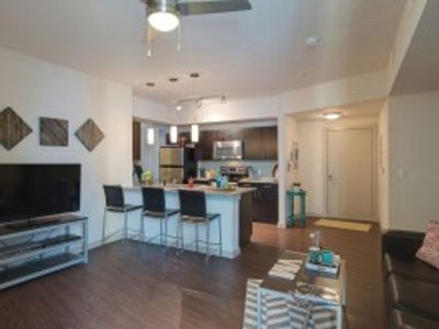 Photo for Modern 2B 2B Within Walking Distance to UH and 10min to Downtown Houston