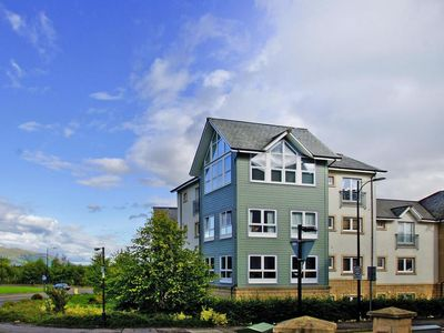 Photo for Holiday flat, Stirling  in Loch Lomond - 4 persons, 2 bedrooms