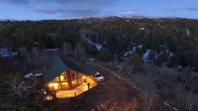 Photo for Mountain Dream Hot Tub! Views! Privacy! Pool table,Wi-Fi