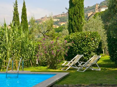 Photo for 1 bedroom accommodation in Cortona