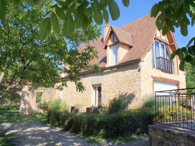 Photo for Gite Loubressac, 3 bedrooms, 7 persons