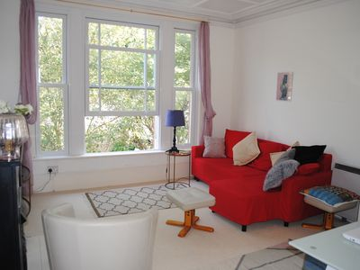 Photo for Spacious 2-bedroom Hastings seaside maisonette