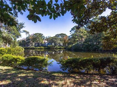 Photo for Book Soon For New Lower Rates On Kiawah Island! 2nd Floor Villa With Lagoon Views!