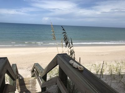 Photo for *New Listing*Beautiful Ocean Front Suite on Melbourne Beach - Dolphins, Turtles and Sunrise