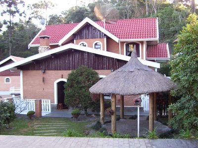 Photo for House in Campos do Jordao - Family Environment - Wi-Fi available