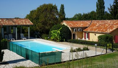 """Photo for la Bakénia, gite """"Nissou"""" with swimming pool and air conditioning"""