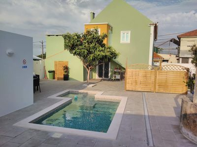Photo for Green house with pool