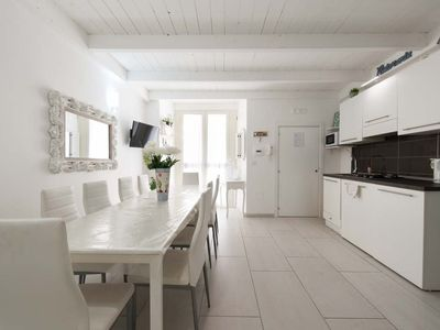 Photo for Ideal apartment for large families and groups of friends