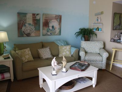 Photo for Absolutely Perfect 1st Floor, Splash Condo With Beach Chairs