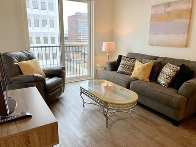 Photo for Perfect Midtown Music Row 1BDR 4th Floor Condo Footsteps from Centennial Park!
