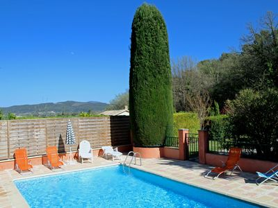 Photo for Villa for rent Vaison la Romaine