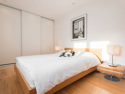 Photo for Central London City Apartment! - One Bedroom Apartment, Sleeps 4