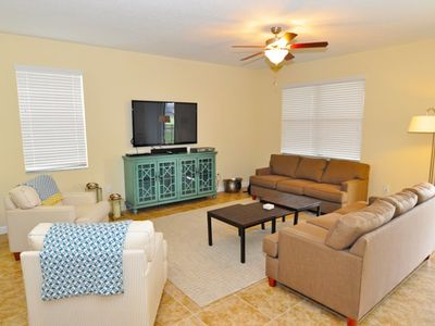 Photo for 8 Bedroom 5 Bath Pool Home At Providence Golf & Country Club. 2389VD